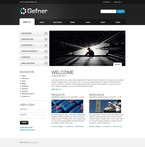 50235 Industrial, Flash 8, Wide Templates, Drupal Templates PSD Templates