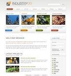50237 Industrial, Most Popular, Wide Templates, Drupal Templates PSD Templates
