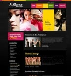 50289 Beauty, Fashion, Wide Templates, Drupal Templates PSD Templates