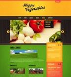 50375 Food & Drink, Agriculture, Wide Templates, Drupal Templates, jQuery Templates PSD Templates