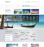 50442 Media Website Templates
