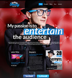 50451 Personal Pages Website Templates