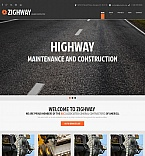 50573 Industrial, Last Added Moto CMS HTML Templates