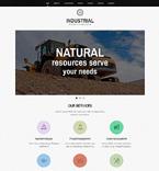 50627 Industrial Website Templates