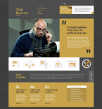 50638 Personal Pages Website Templates