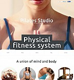 Stretched Flash CMS Theme #50648