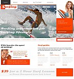Stretched Flash CMS Theme #50651