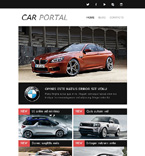 50679 Cars Newsletter Templates