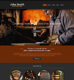50709 Last Added, Personal Pages Website Templates
