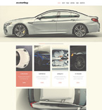50717 Cars Website Templates