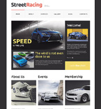 50728 Cars Website Templates