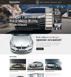 50771 Cars Website Templates