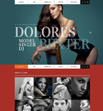 50778 Last Added, Personal Pages Website Templates