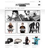 50784 Fashion, Last Added Magento Themes