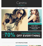 50929 Fashion Newsletter Templates
