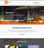 50946 Industrial, Last Added Website Templates
