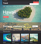 50956 Travel PSD Templates