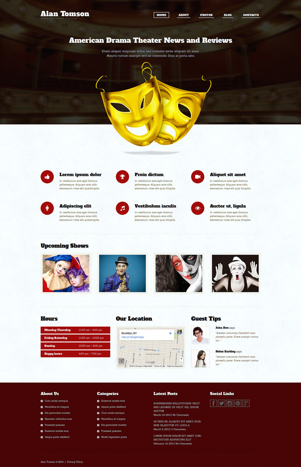 Top 15 Personal Profile WordPress Themes - WP Daily Themes