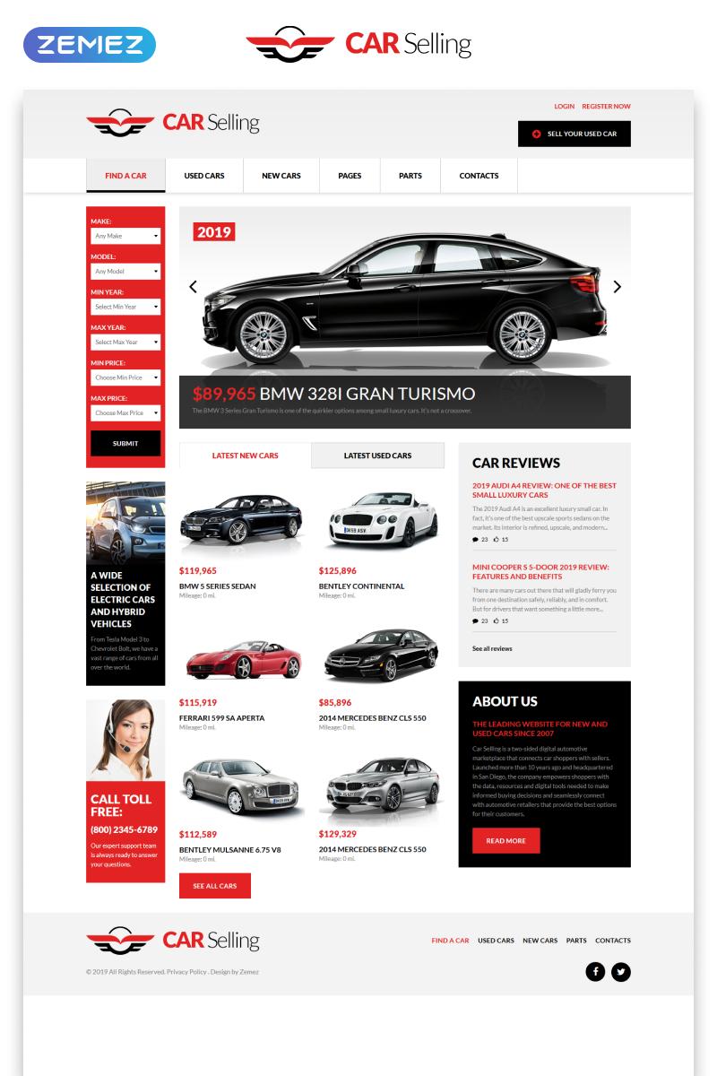 automotive templates