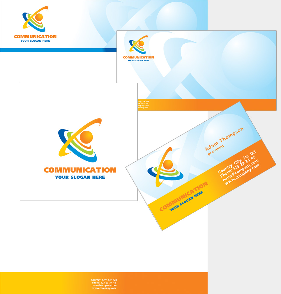 Free Corporate Identity Templates Corporate Identity Template New Screenshots BIG