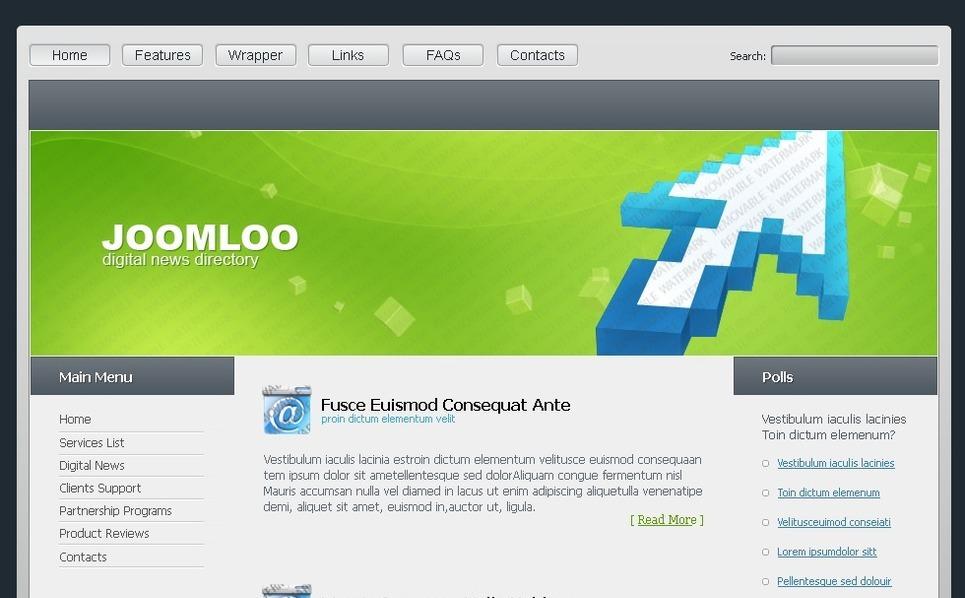 Free Joomla Templates Free Joomla Themes Fd5QGyoN