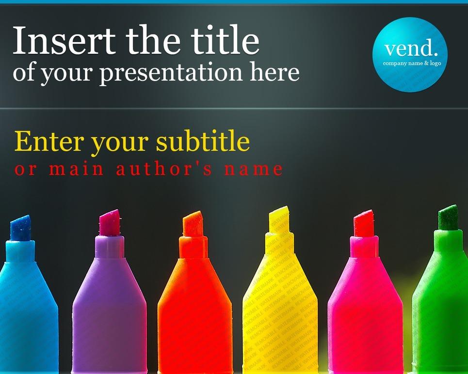 Free PowerPoint Templates (Powerpoint) PowerPoint Template New Screenshots BIG