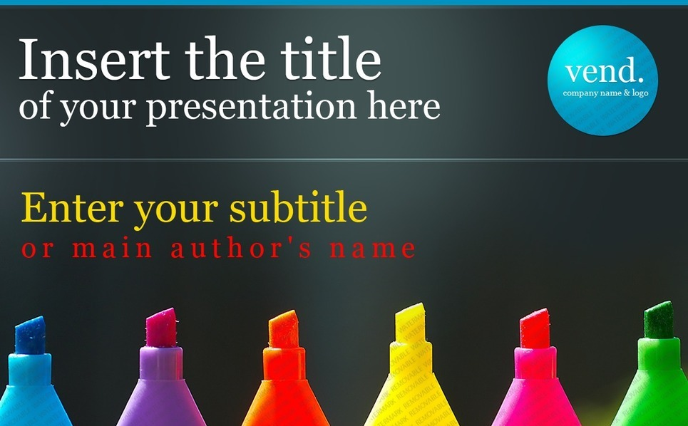 Free PowerPoint Templates (Powerpoint) PowerPoint Template New Screenshots BIG