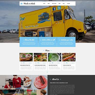 Homepage für Foodtruck erstellen lassen