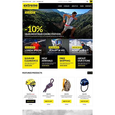 Купить  пофессиональные VirtueMart шаблоны. Купить шаблон #51976 и создать сайт.