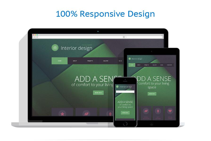 Wordpress темы дизайн интерьеров