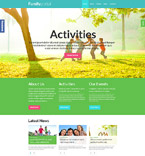 Plantillas WordPress - Plantilla nº 52464