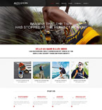 Muse Templates #52486