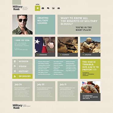 School free website templates for free download about (6) free ...