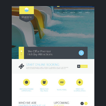 Water website templates free website templates for free download water website templates free website templates for free download about 1 free website templates pronofoot35fo Image collections