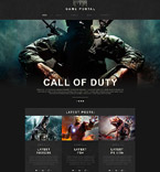 53037 Games, Most Popular Muse Templates