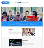Landing Page Template #53178