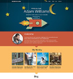 53270 Personal Pages, Most Popular Website Templates