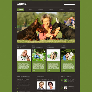 Homepage für Hundeschule erstellen lassen