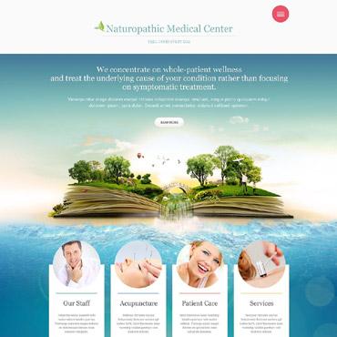 Homepage für  Homöopathiepraxis erstellen lassen