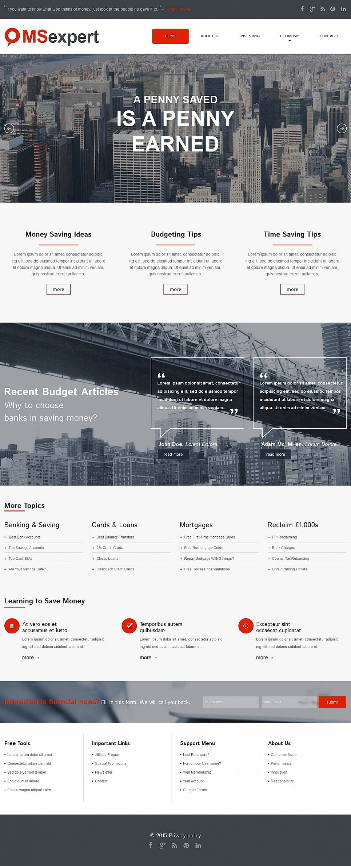 Small Business Website Design - image