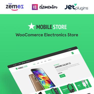 Купить  пофессиональные WooCommerce шаблоны. Купить шаблон #53657 и создать сайт.