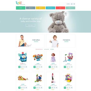 Купить  пофессиональные WooCommerce шаблоны. Купить шаблон #53658 и создать сайт.