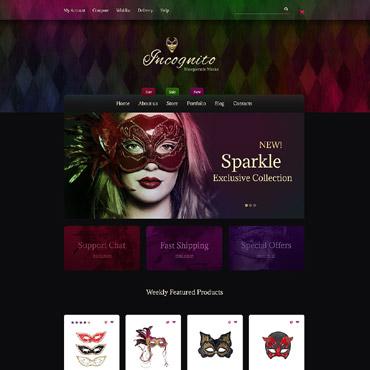 Купить  пофессиональные WooCommerce шаблоны. Купить шаблон #53767 и создать сайт.