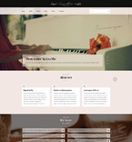 53798 Personal Pages Website Templates