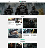 53931 Games, Most Popular WordPress Themes
