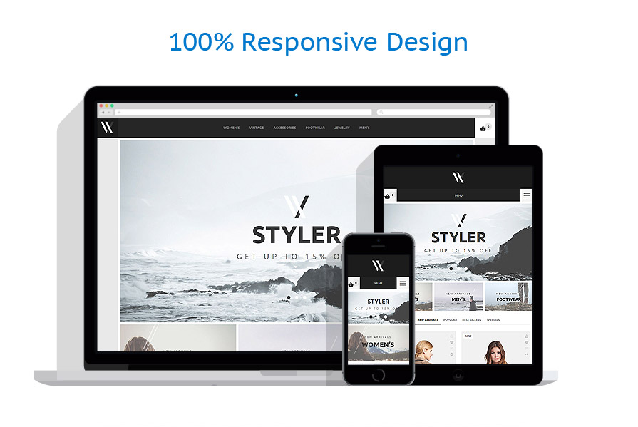 Дизайн шаблона для презентации