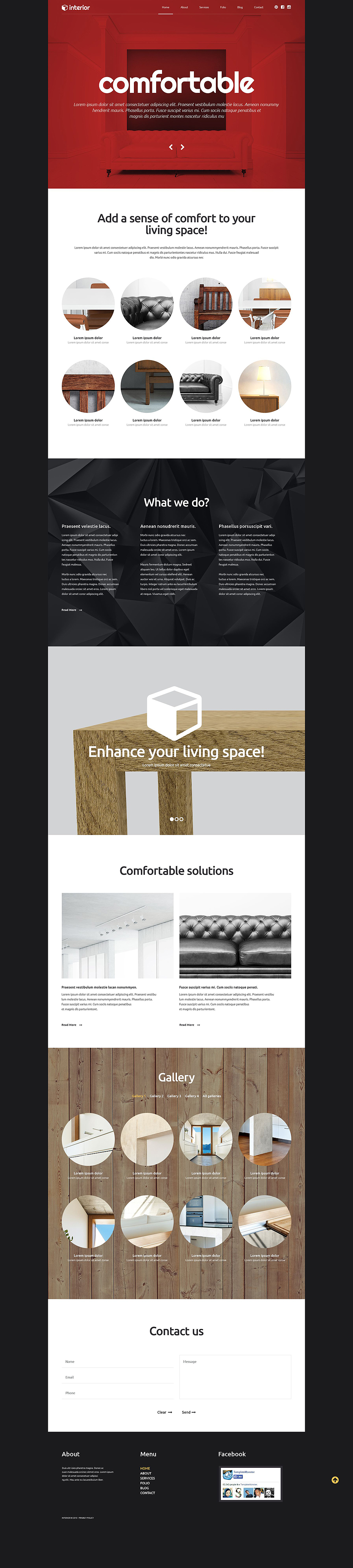 Decor Themes Wordpress Decor And Furniture Wordpress