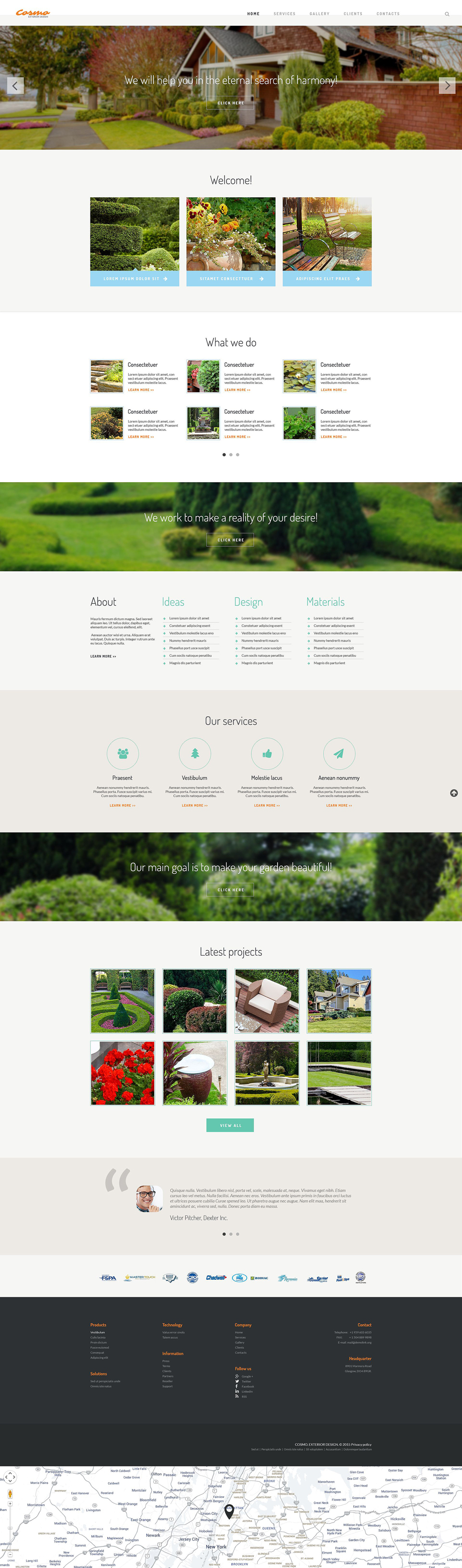 Template 54566 ensegna themes for Car exterior design software download