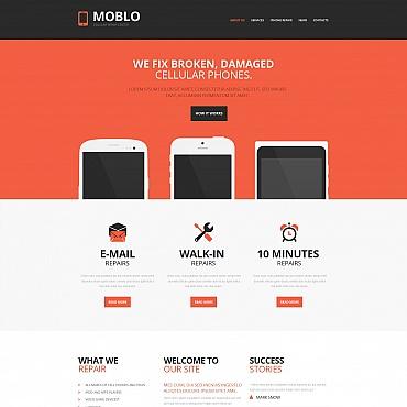 Купить  пофессиональные Moto CMS HTML шаблоны. Купить шаблон #54663 и создать сайт.