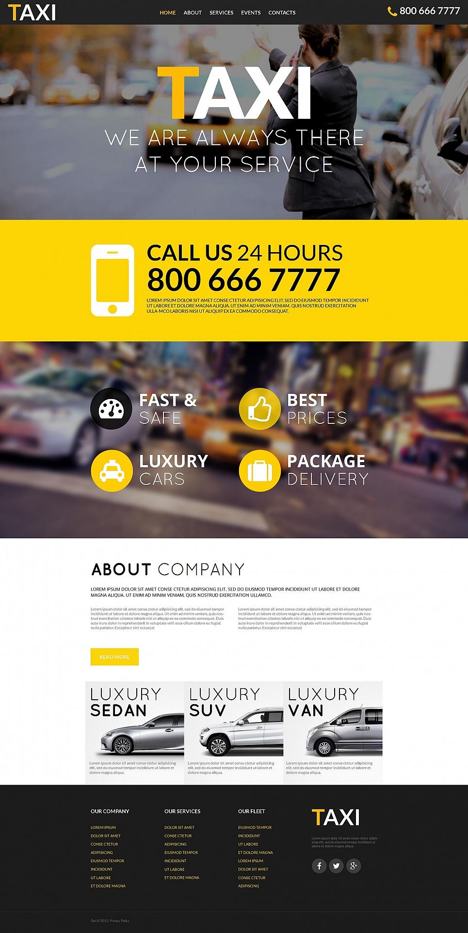 MotoCMS HTML Vorlage #54772 aus der Kategorie Verkehrsmittel - image